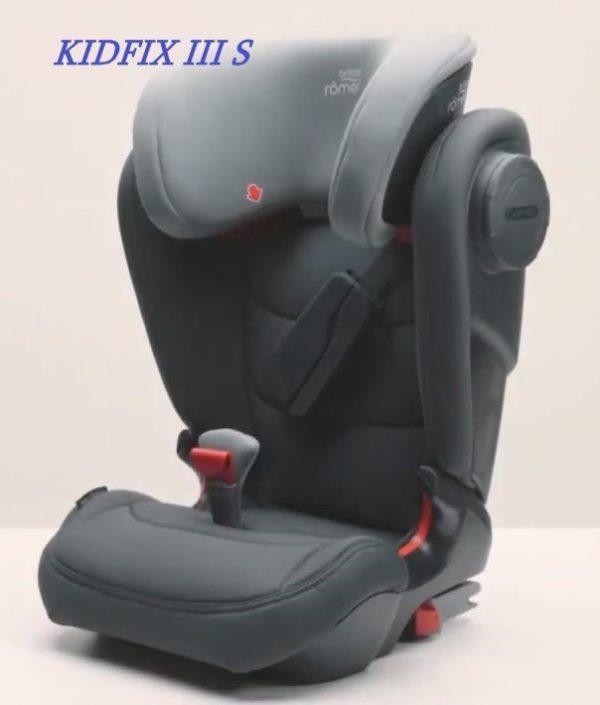 KIDFIX III S